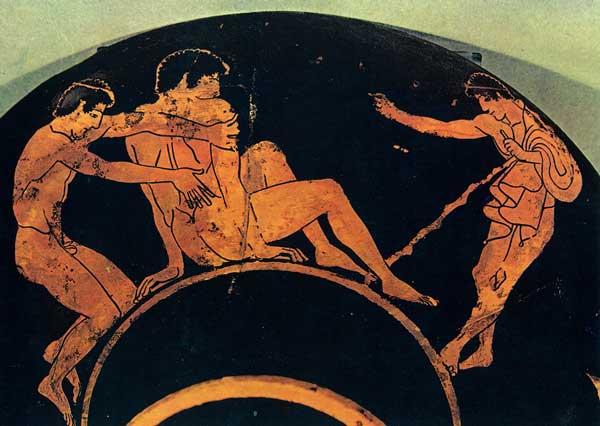 La fisioterapia en la antigüedad