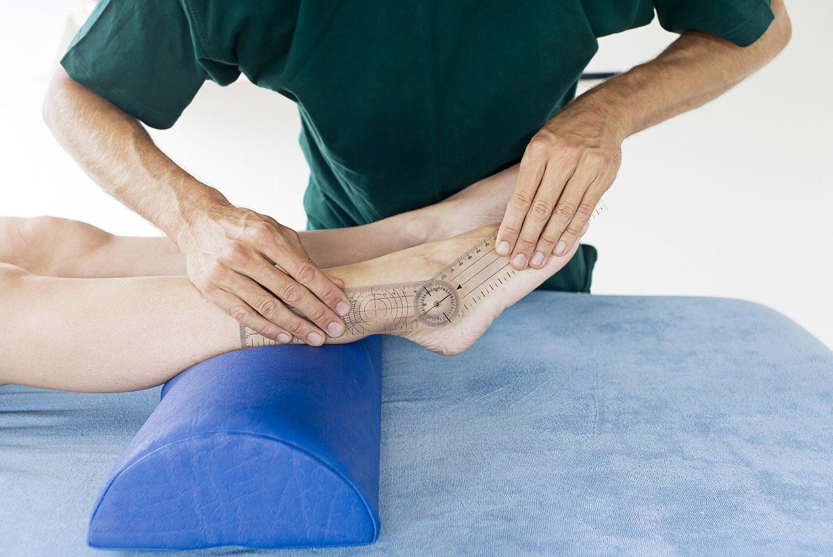 Fisioterapia por cuenta propia